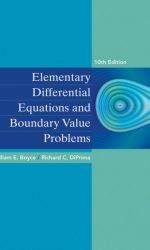 کتاب معادلات دیفرانسیل مقدماتی (ویرایش دهم)