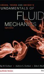 کتاب مکانیک سیالات مانسون (ویرایش هشتم)